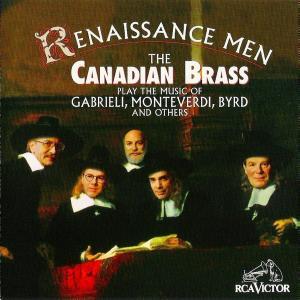 The Canadian Brass - Renaissance Men (1995)