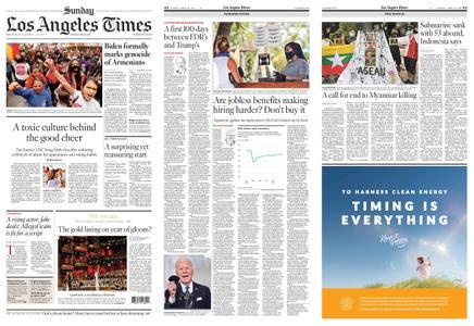 Los Angeles Times – April 25, 2021