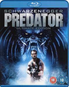 Predator (1987) + Extras
