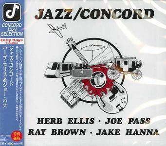 Herb Ellis, Joe Pass, Ray Brown, Jake Hanna - Jazz / Concord (1972) {2014 Japan Concord Jazz Selection Series UCCO-90301}
