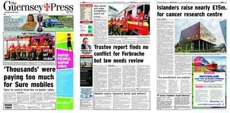 The Guernsey Press – 01 February 2018