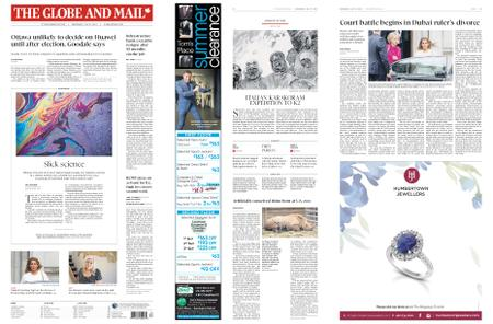 The Globe and Mail – July 31, 2019