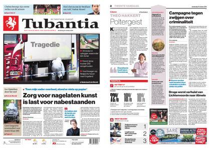 Tubantia - Enschede – 24 oktober 2019