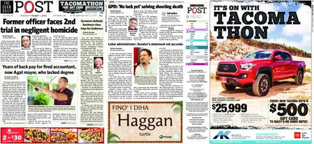 The Guam Daily Post – August 01, 2019