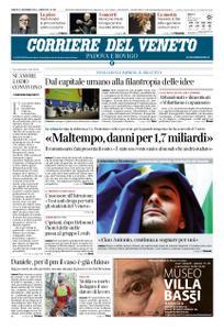 Corriere del Veneto Padova e Rovigo – 15 dicembre 2018