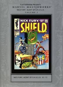 Marvel Masterworks - Nick Fury Agent of S H I E L D v3