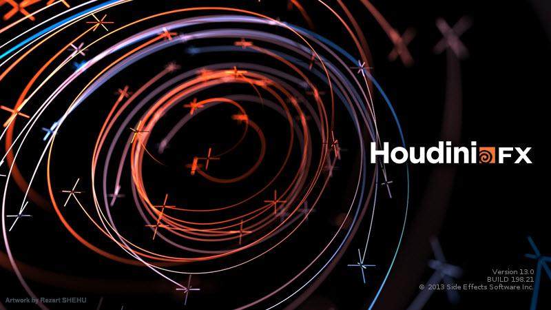 SideFX Houdini FX 15 5 523 / AvaxHome