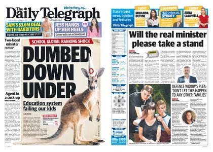 The Daily Telegraph (Sydney) – December 04, 2019