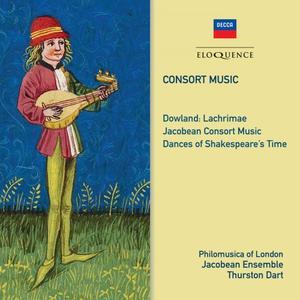 Thurston Dart - Consort Music (2019)
