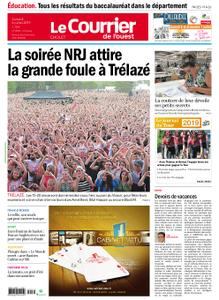 Le Courrier de l'Ouest Cholet – 06 juillet 2019
