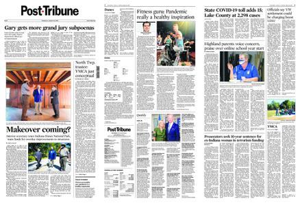 Post-Tribune – August 20, 2020