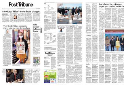Post-Tribune – November 27, 2020