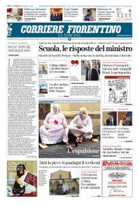 Corriere Fiorentino La Toscana – 13 ottobre 2018