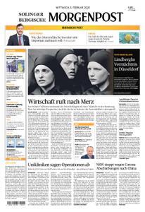 Solinger Morgenpost – 05. Februar 2020