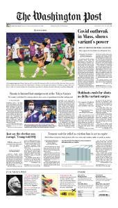 The Washington Post - July 31, 2021