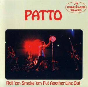Patto - Roll 'em Smoke 'em Put Another Line Out (1972) {2011, Reissue} RE-UP