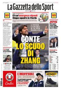 La Gazzetta dello Sport Roma – 28 novembre 2020