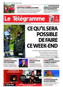 Le Télégramme Ouest Cornouaille – 02 avril 2021