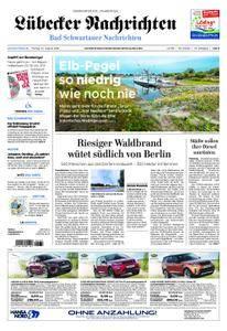 Lübecker Nachrichten Bad Schwartau - 24. August 2018
