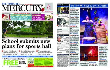 Hertfordshire Mercury – November 02, 2017