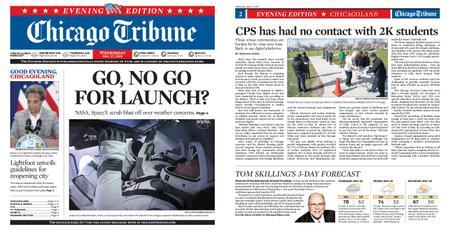 Chicago Tribune Evening Edition – May 27, 2020