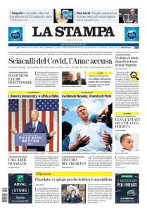 La Stampa Torino Provincia e Canavese - 21 Agosto 2020