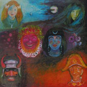 King Crimson - In The Wake Of Poseidon (1970) US Richmond Pressing - LP/FLAC In 24bit/96kHz