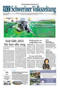 Schweriner Volkszeitung Hagenower Kreisblatt - 15. November 2019