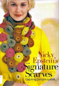 Nicky Epstein's Signature Scarves: Dazzling Designs to Knit (repost)