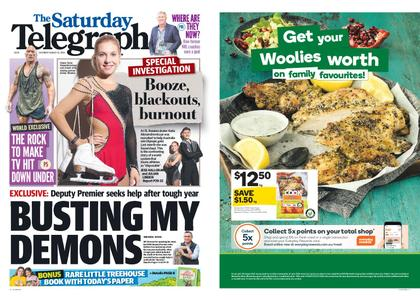 The Daily Telegraph (Sydney) – August 22, 2020