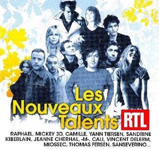 Artistes Variés - Les nouveaux talents (2005)