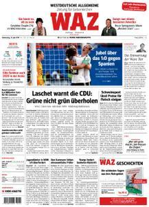 WAZ Westdeutsche Allgemeine Zeitung Gelsenkirchen - 13. Juni 2019
