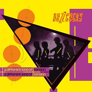 Buzzcocks - A Different Kind Of Tension (2019 Remastered Version) (1972/2019)