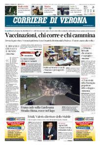 Corriere di Verona – 03 gennaio 2021