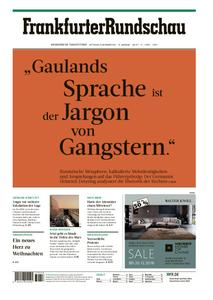Frankfurter Rundschau Main-Taunus - 28. November 2018