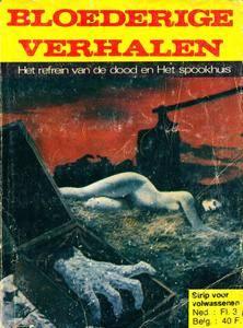 Bloederige Verhalen - 014 - Het Refrein Van De Dood En Het Spookhuis blz 1 en 2 ic