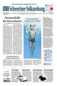 Schweriner Volkszeitung Zeitung für die Landeshauptstadt - 25. Juni 2020