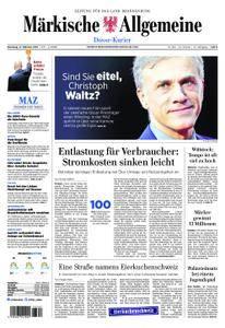 Märkische Allgemeine Dosse Kurier - 17. Oktober 2017