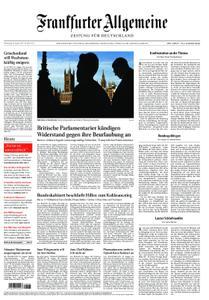 Frankfurter Allgemeine Zeitung F.A.Z. - 29. August 2019