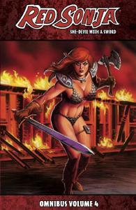 Dynamite-Red Sonja She Devil With A Sword Omnibus Vol 04 2020 Hybrid Comic eBook
