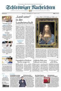Schleswiger Nachrichten - 17. November 2017