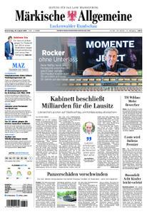 Märkische Allgemeine Luckenwalder Rundschau - 29. August 2019