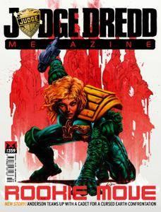 Judge Dredd The Megazine 359 2015 Digital