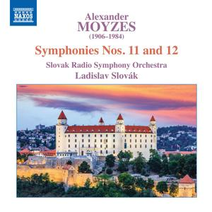 Slovak Radio Symphony Orchestra & Ladislav Slovák - Moyzes: Symphonies Nos. 11 & 12 (2019)