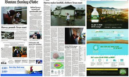 The Boston Globe – August 27, 2017