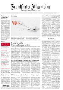 Frankfurter Allgemeine Zeitung F.A.Z. - 21. Dezember 2018