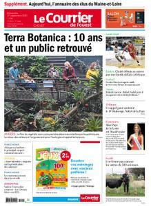 Le Courrier de l'Ouest Cholet – 27 septembre 2020