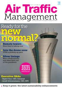Air Traffic Management - Issue 3 2021