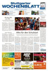 Stuttgarter Wochenblatt - Bad Cannstatt - 18. September 2019