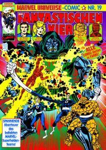 Marvel Universe Comics 19 - Die Fantastischen Vier
